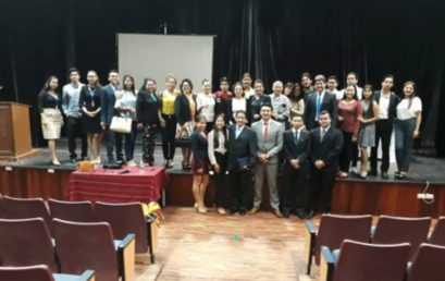 Seminario Derecho Ambiental y Turismo Sostenible
