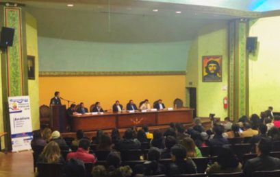 Conversatorio Consulta Popular 2018 (8 horas académicas)