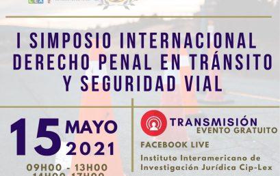 Simposio Internacional En Derecho Penal En Transito