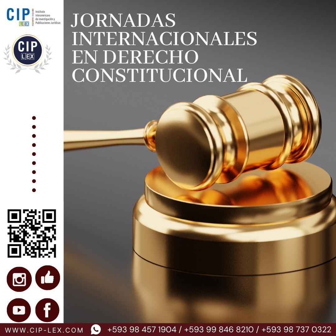 Jornadas Internacionales en Derecho Constitucional